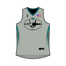 Load image into Gallery viewer, Youth South Weber Jets Reversible Basketball Jersey