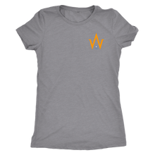Load image into Gallery viewer, Women's A. Warner Homes Real Estate Premium Triblend T-Shirt