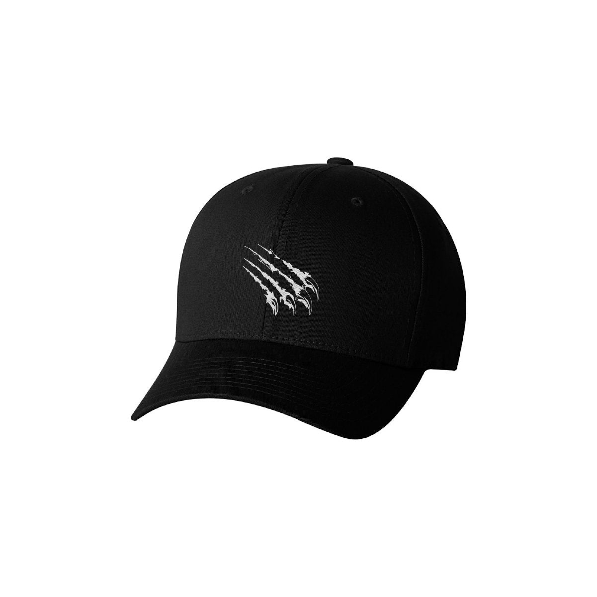 Grizzlies Lacrosse Flex-Fit Embroidered Hat