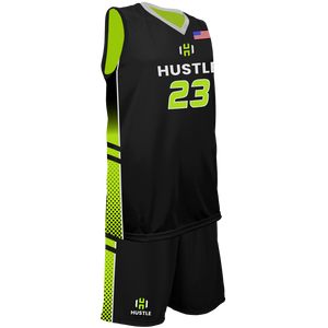 Men's Utah Hustle Reversible Game Uniform