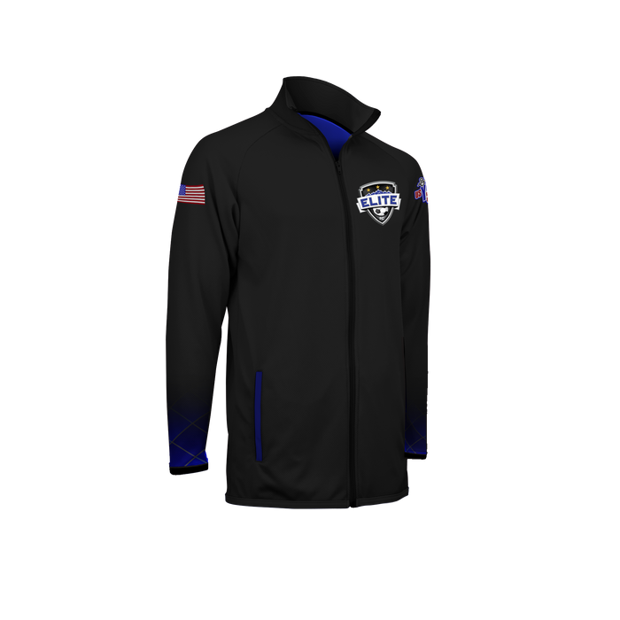 Youth Elite Full Zip Warm-Up Jacket