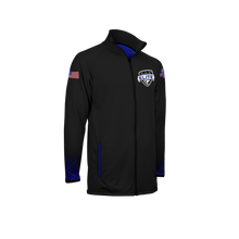 Load image into Gallery viewer, Men's Elite Full Zip Warm-Up Jacket