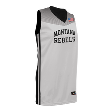 Load image into Gallery viewer, Youth Montana Lady Rebels Reversible Game Jersey
