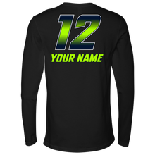 Load image into Gallery viewer, Adult Copper Hills Personalized Long Sleeve Shirt