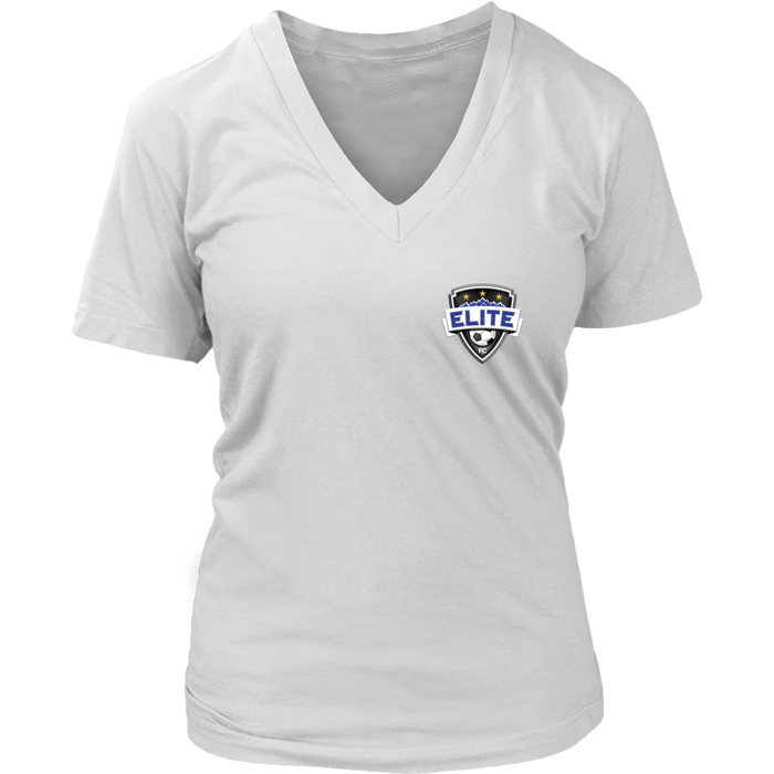 Women's Elite V-Neck Fanwear Shirt