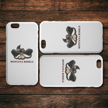 Load image into Gallery viewer, Official Montana Rebels iPhone Case