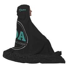 Load image into Gallery viewer, Inspire Dance Academy Premium Hooded Warm-Up Blanket with Personalized Mittens