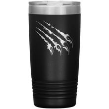 Load image into Gallery viewer, Copper Hills Grizzlies Claw 20 Ounce Custom Tumbler
