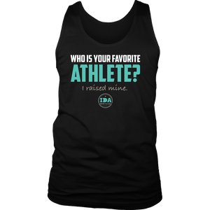 Men's IDA Favorite Athlete Tank