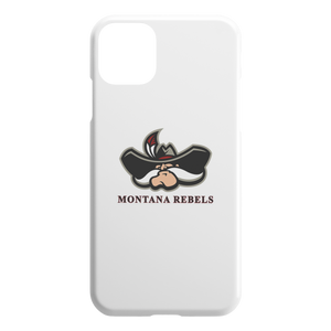 Official Montana Rebels iPhone Case