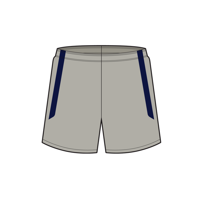 Official Wheelin' Jazz 2020 Rebrand Game Basketball Short