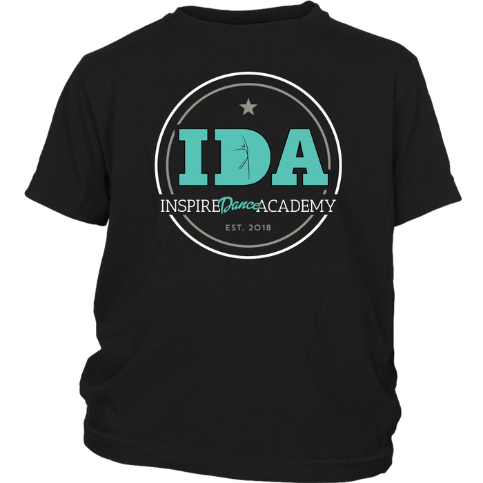 Youth Inspire Dance Academy Logo T-Shirt