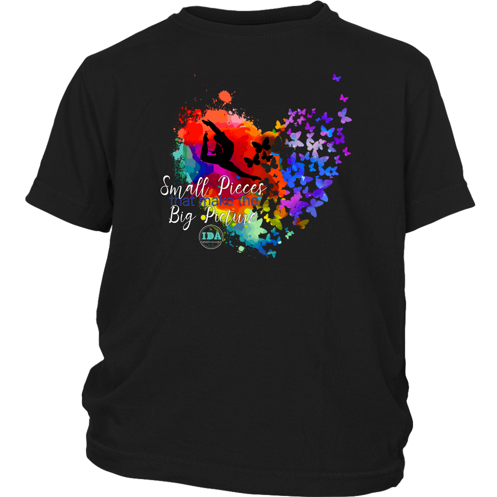 Youth Inspire Dance Academy Big Picture T-Shirt