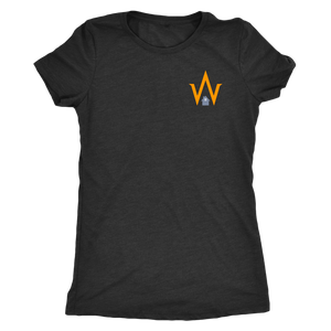 Women's A. Warner Homes Real Estate Premium Triblend T-Shirt