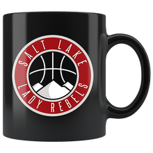 Load image into Gallery viewer, Official Salt Lake Lady Rebels Mug