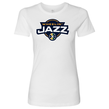 Load image into Gallery viewer, Premium Women's Wheelin' Jazz Personalized T-Shirt