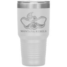 Load image into Gallery viewer, Montana Rebels 30oz Tumbler