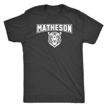 Load image into Gallery viewer, Men's Matheson Junior High School Tigers Triblend T-Shirt