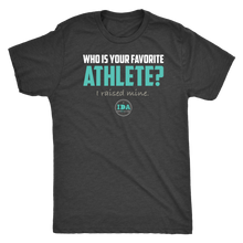 Load image into Gallery viewer, Men's IDA Favorite Athlete Triblend T-Shirt