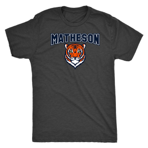 Men's Matheson Junior High School Matheson Triblend T-Shirt