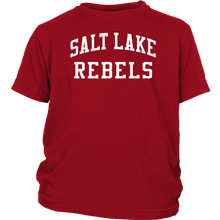 Load image into Gallery viewer, Youth Salt Lake Rebels Fanwear T-Shirt