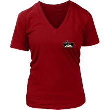 Load image into Gallery viewer, Women's Rebels Fanwear Shirt