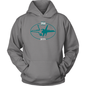 Adult South Weber Jets Hoodie