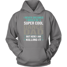 Load image into Gallery viewer, Adult IDA Dad Hoodie