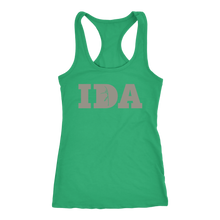 Load image into Gallery viewer, Women's IDA Racerback Tank