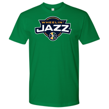 Load image into Gallery viewer, Premium Men's Wheeln' Jazz Personalized T-Shirt