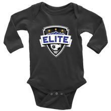 Load image into Gallery viewer, Elite Long Sleeve Baby Fanwear Bodysuit