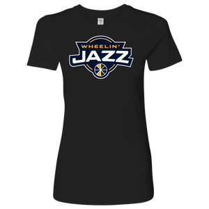 Premium Women's Wheelin' Jazz T-Shirt