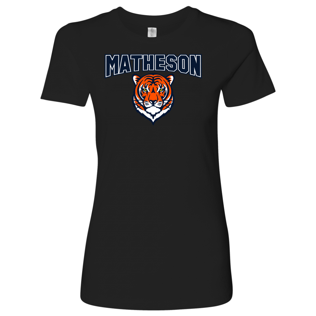 Premium Women's Matheson Junior High School Matheson T-Shirt