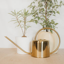 Load image into Gallery viewer, Gold Watering Can