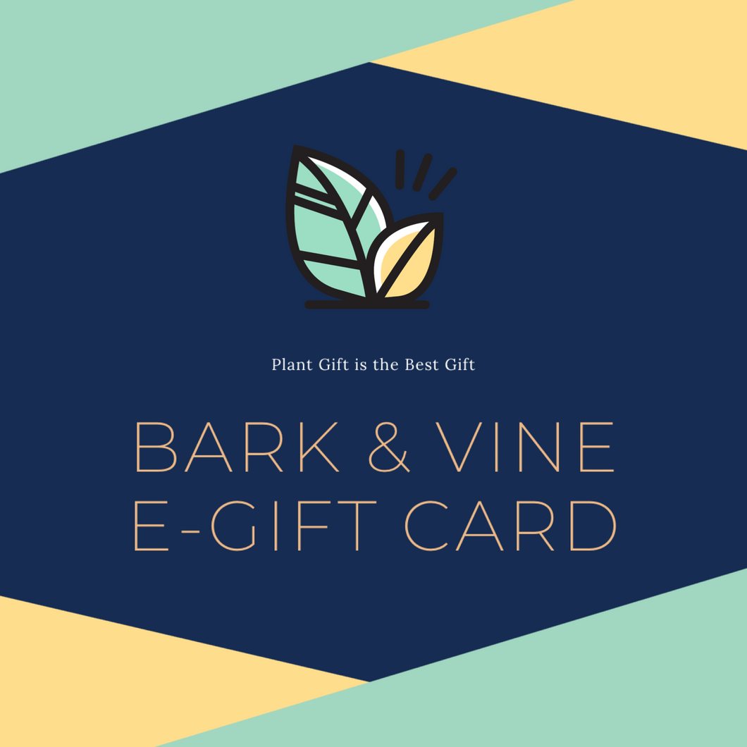 Bark & Vine E-Gift Card