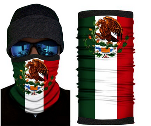Mexico Style With Fleece (Winter Style)