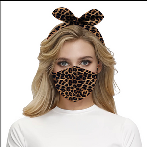 Cheetah Design Bow Tie Style