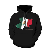 Custom Mexico State Hoodie (16 Options)