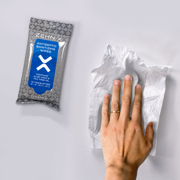 Zehn-X Wipes (5-pack)