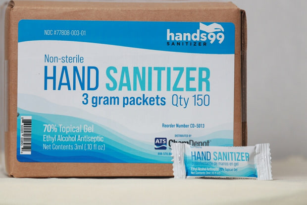 Hands 99 Sanitizer