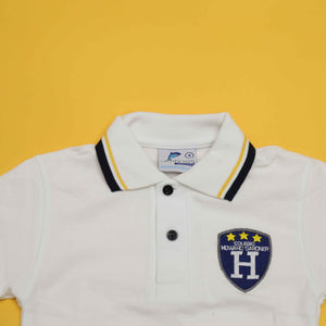 Playera polo - Uniforme de diario - Maternal-Kinder - Howard Gardner