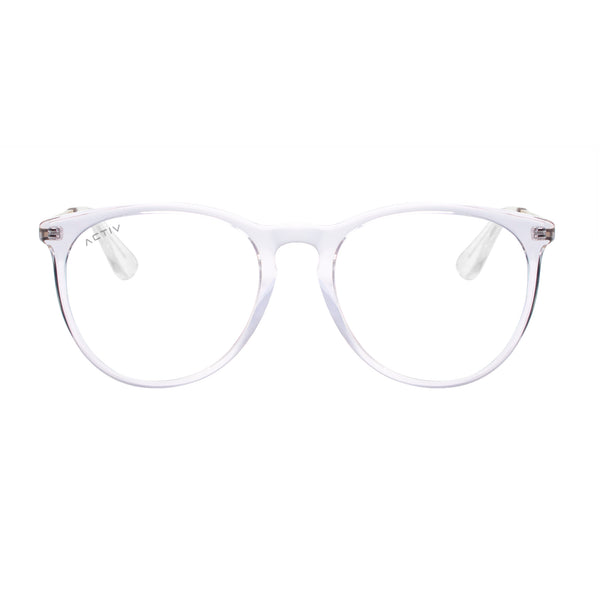 T2B Gloss Clear Blue Light Blockers - Day