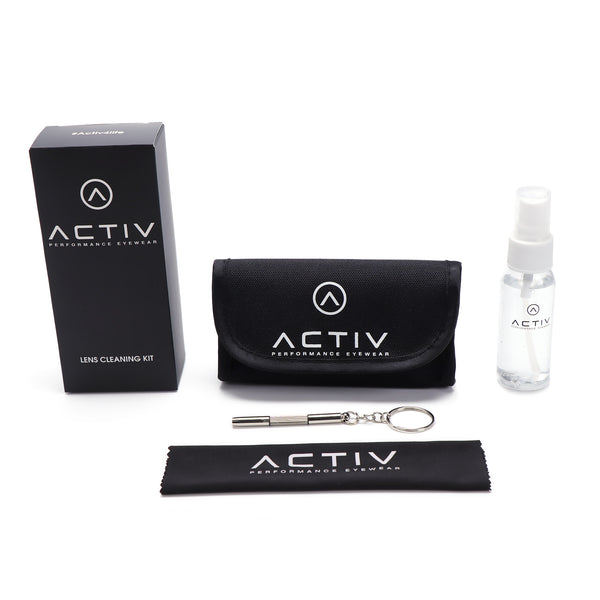 Activ Performance Eyewear Maintenance & Cleaning Kit