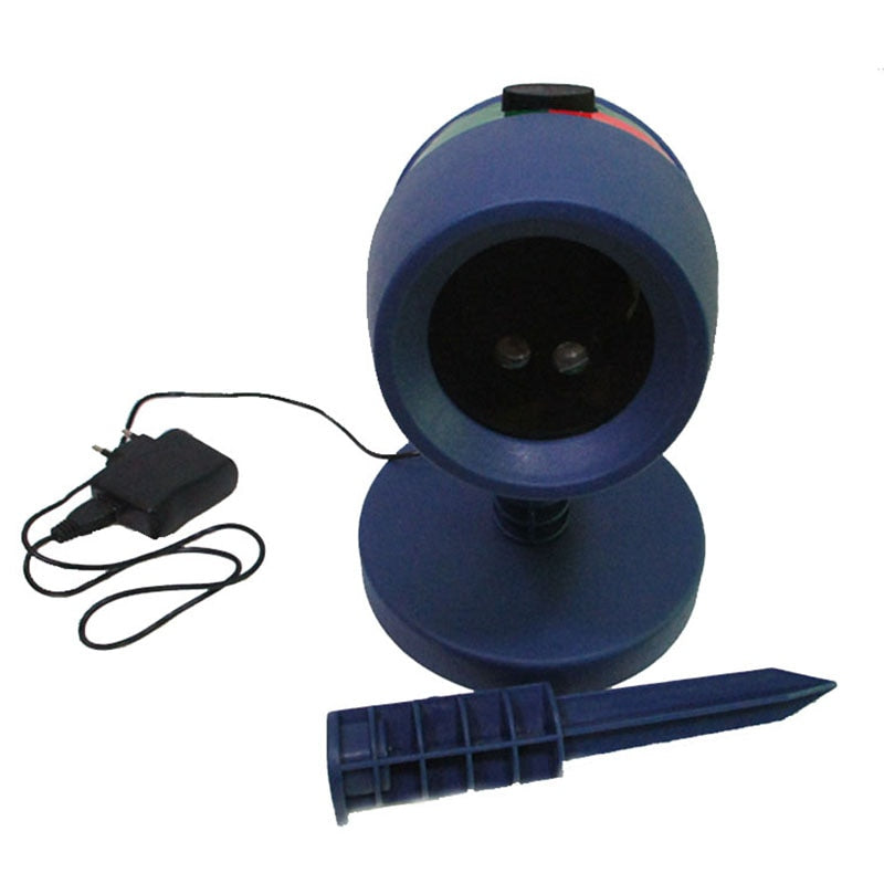 Laser Fairy Light Projector - Light Up Any Place