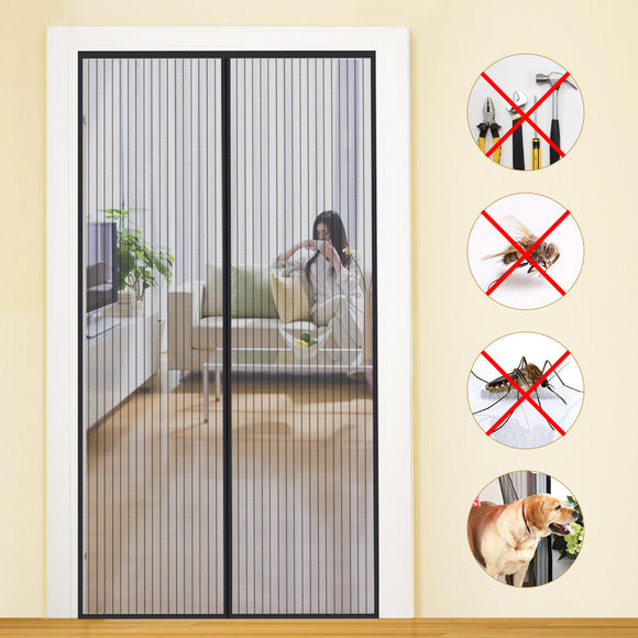 MYCARBON Magnetic Screen Door
