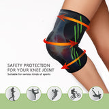 MYCARBON sports knee pads