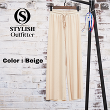 Load image into Gallery viewer, Women's Casual Pants with Elastic waist