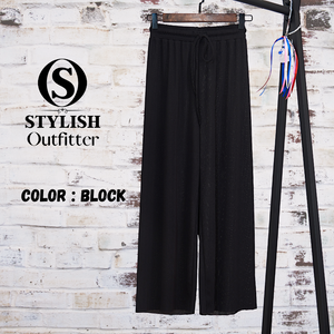 Women's Casual Pants with Elastic waist