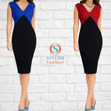 Load image into Gallery viewer, Sexy Bodycon Sleeveless Women Casual Party Dress