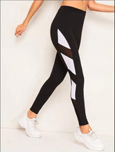 Load image into Gallery viewer, Women Leggings Elbows Workout Leggings Sporting Athleisure